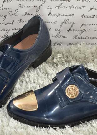 Ботинки мокасины балетки туфли к-179 размер 36,37,38,39,40