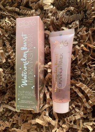 Увлажняющий праймер ciate  watermelon burst  hydrating primer