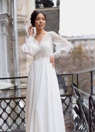 Супер новинка. свадебное платье