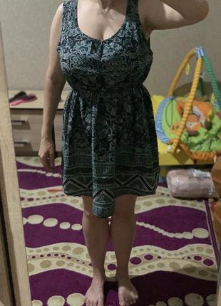 Платье-блуза для беременных