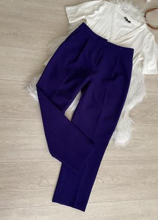 Базовые брюки от topshop шикарного цвета