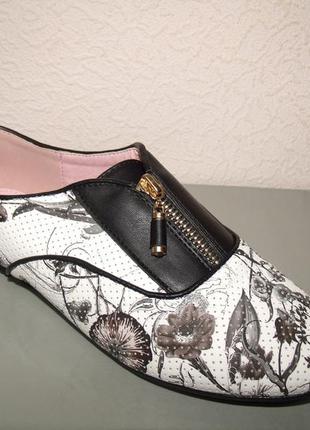 Балетки туфли ботинки мокасины женские к-198 размер 36,37,38,39,40,41
