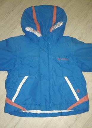 Зимовий костюм куртка і штани columbia