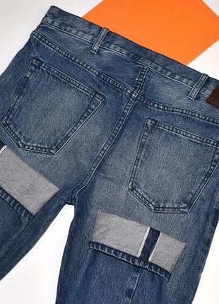 Оригінальні джинси han kjobenhavn japan selvedge selvage denim jeans оригинал