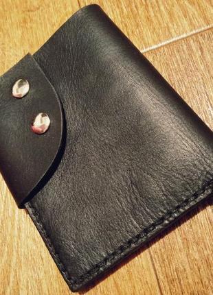 Кожаный кошелек,портмане,бумажник