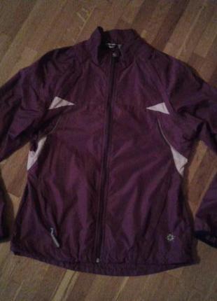 Новая фирменная немецкая спортивная куртка champ fashion s (36) разм.