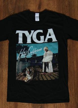 Мужская футболка tyga merchandise