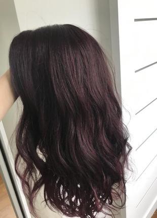Парик з натурального волосся