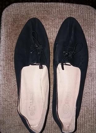 Туфли  легкие