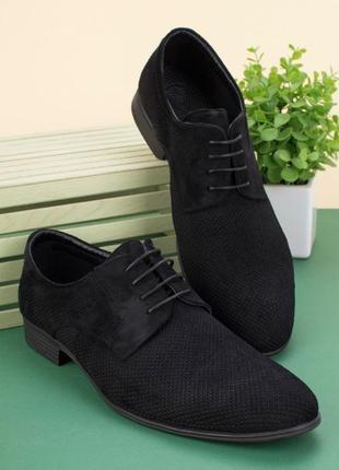 Мужские туфли на каблуке летние