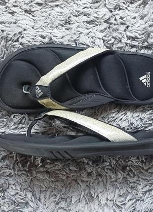 Слансы шлепки adidas