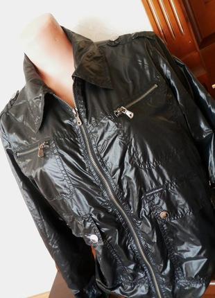 Брендова ветровка куртка вітрівка dolce&gabbana італія оригінал