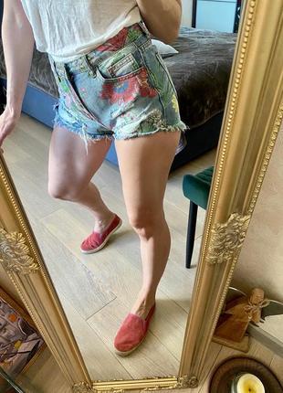 Джинсовые шорты, s/m
