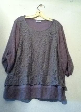 Блуза-54 размера.