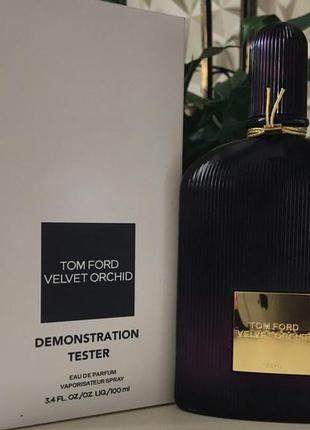 Tom ford velvet orchid, 100мл