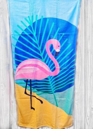 Полотенце пляжное / рушник пляжний.