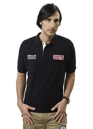 Мужская футболка тенниска поло nebulus polo-shirt spring xl на xxl, 3xl