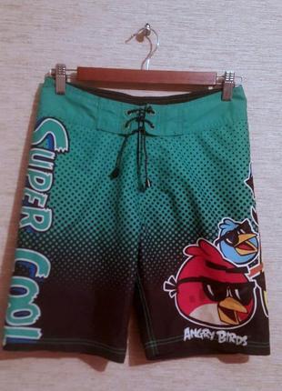 Распродажа! спортивные /пляжные шорты на мальчика бренд h&m