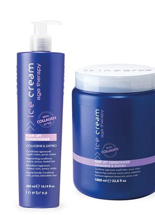 Кондиционер для зрелых и пористых волос