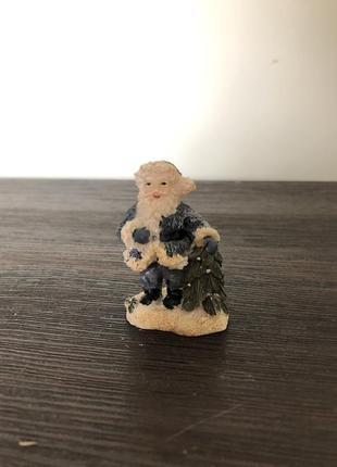 Статуетка дід мороз декор для дому
