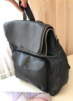 Продам портфель чёрный, школьный