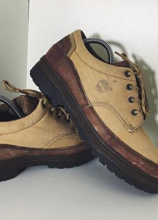 Мужские демисезонные ботинки timberland ( тимберленд 42рр 27см )