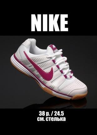 Nike кроссовки для тенниса код : 366628-151