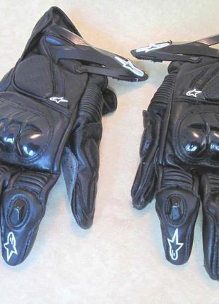 Мотоперчатки alpinestars, размер m/10