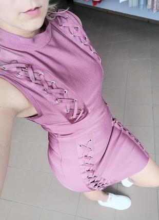 Бандажне плаття, бандажное платье