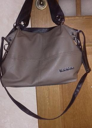 Стильная женская сумкам weidipolo