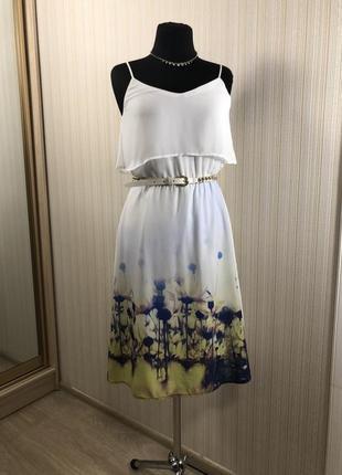 Платье сарафан летнее