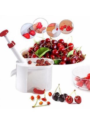 Ручная машинка для удаления косточек вишни,черешни и оливок