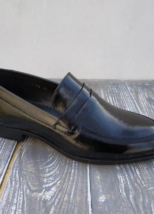 Туфлі чоловічі лофери від українського виробника.