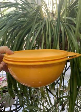 Миска tupperware 1,4 л