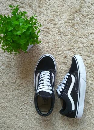 Кеды vans old skool оригинал