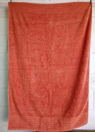 Большое банное полотенце 140*90
