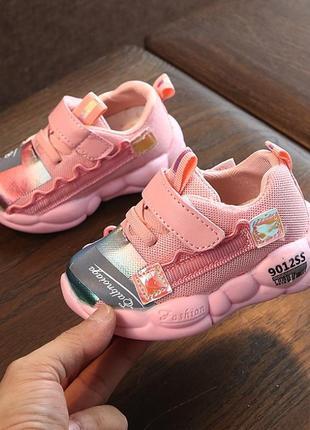 Стильные кросовки на девочку