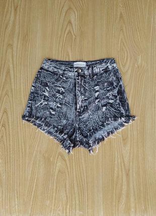 Новые короткие шорты с высокой посадкой aphrodite