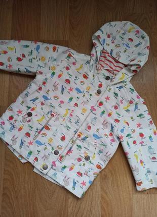 Чарівна курточка,куртка,парка,ветровка 12-18мес next
