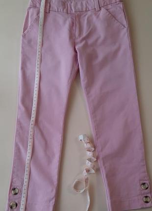 Летние брюки mayoral для девочки 116р.