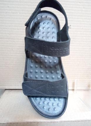 Босоножки кожа сандали