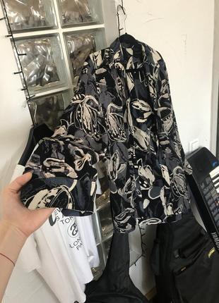 Шикарная стильная рубашка