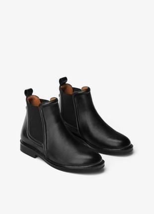 Ботинки челси zara