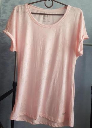 Оригинал.новая,легкая,спортивная футболка mckinley dry plus eco