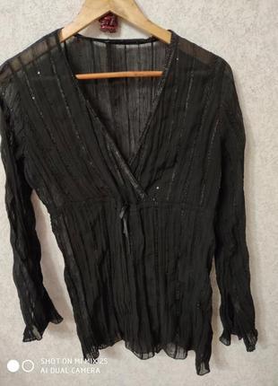 Блуза нарядная.