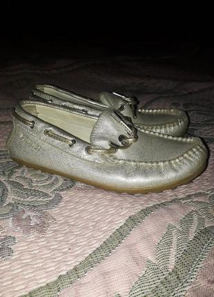 Туфли- мокасины 30р