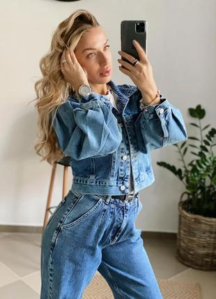 Ідеальна джинсовка2 фото