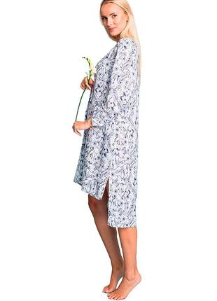 Женская сорочка key. одежда для дома. key lhd 913 a20