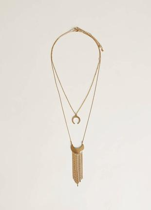 Ожерелье bershka
