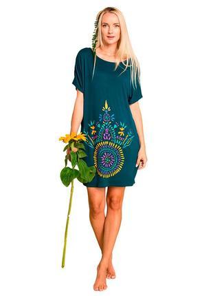 Женская сорoчка key. одежда для дома. key lht 905 a20